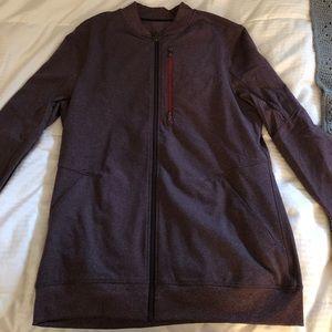 Men's Lululemon Bomber Jacket